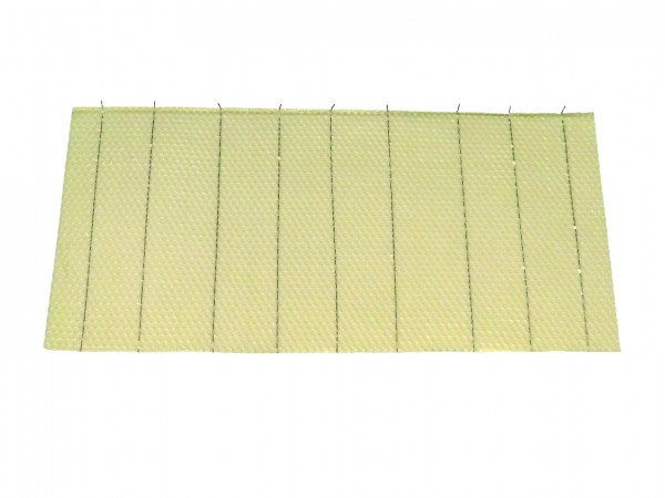 8-1/2 Crimped Wire 50 sheet, Miller Bee Supply